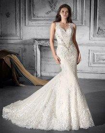 dc0d665c234 Demetrios menyasszonyi ruha - Almássy Éva Prémium esküvői ruhaszalon  Budapest