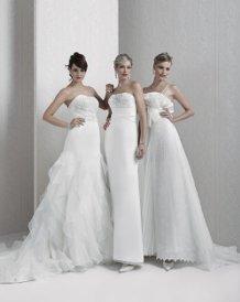 30be8100c7 ALMÁSSY ÉVA PRÉMIUM Esküvői ruha, menyasszonyi ruha - Almássy Éva ...